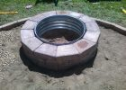 Galvanized Fire Pit Ring The Best Way To Arrange The Garden Fire inside size 1600 X 1200