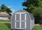 Gambrel Storage Barns within size 1011 X 795