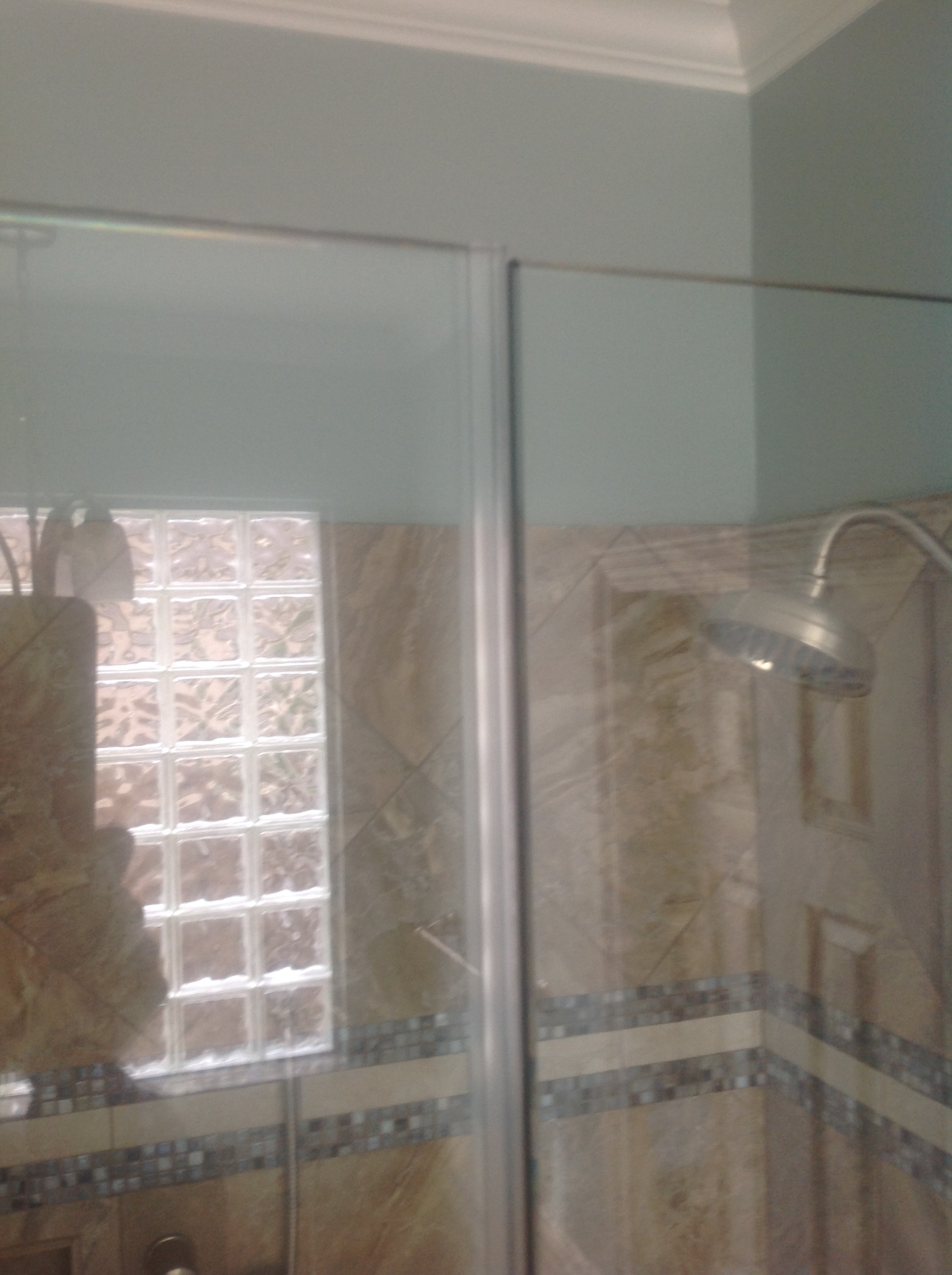 Gap Spacing In Frameless Shower Doors Showcase Shower Door regarding size 1936 X 2592