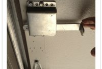 Garage Door Manual Locking Mechanism Garage Ideas In 2019 regarding size 1439 X 1858
