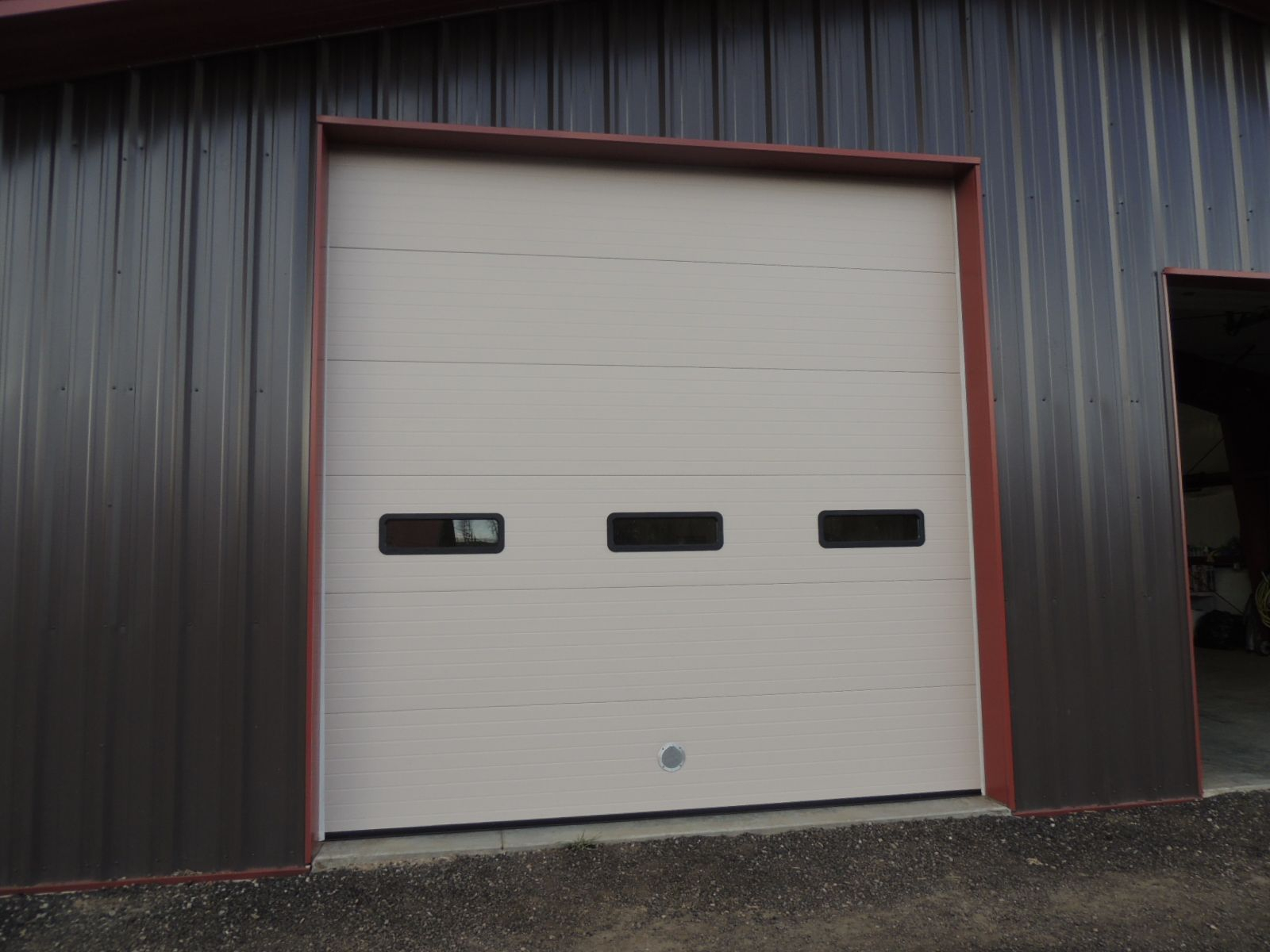 Garage Overhead Doors Metal Building Outlet Offers Top Quality inside size 1600 X 1200