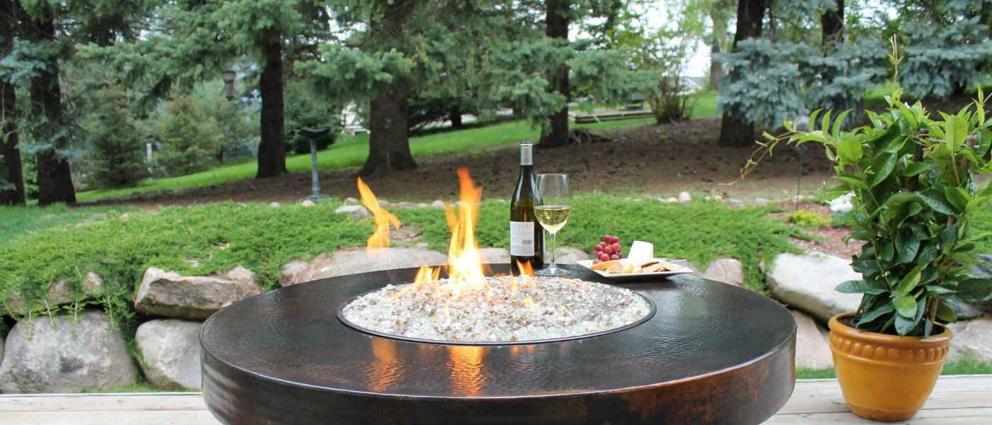 Garden Fire Pit Ideas regarding proportions 1400 X 600