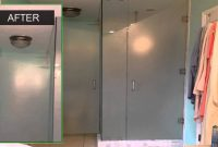 Glass Bathroom And Shower Doors White Matte Film Eclipsetinting throughout measurements 1280 X 720