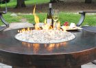 Glass Burning Fire Pit Attractive Decorative Intended For 9 intended for proportions 1800 X 945