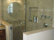 Glass Shower Doors Frameless Frameless Shower Door Hinged Off throughout proportions 1000 X 1333