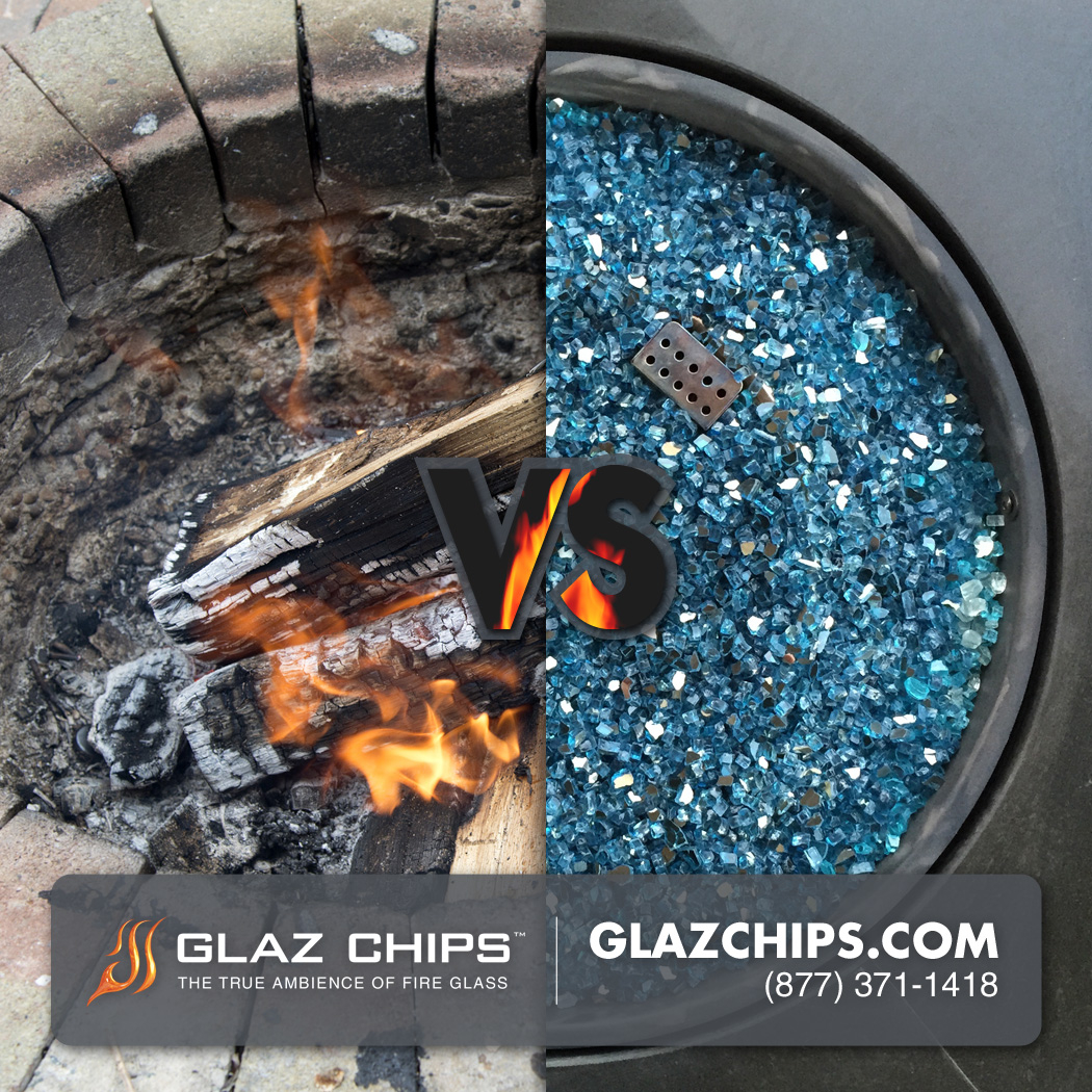 Glaz Chips Fire Glass The Alternative Product For Fireplaces for sizing 1050 X 1050