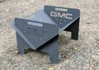 Gmc Motorhome Knock Down Fire Pit The Gmc Rv in dimensions 1263 X 947