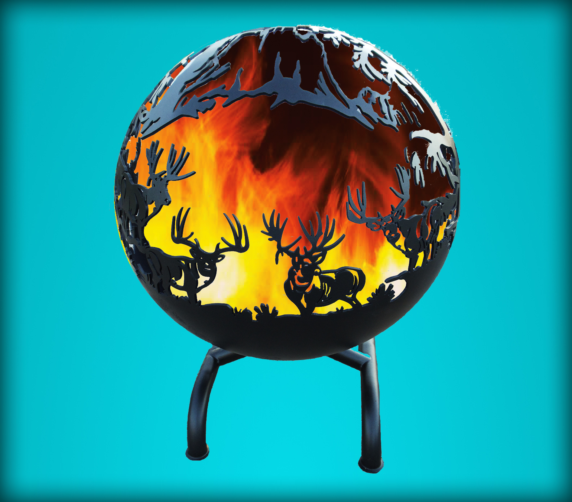 Great Ball Of Fire Kickin Back Kreations Kickinbackkreations for dimensions 1892 X 1662