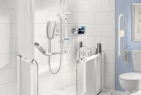 Half Height Shower Doors Impey Practical Bathing with regard to sizing 2141 X 2285