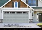 Hampshire Model 138 Insulated Steel Raised Panel Garage Doors throughout sizing 1275 X 1650