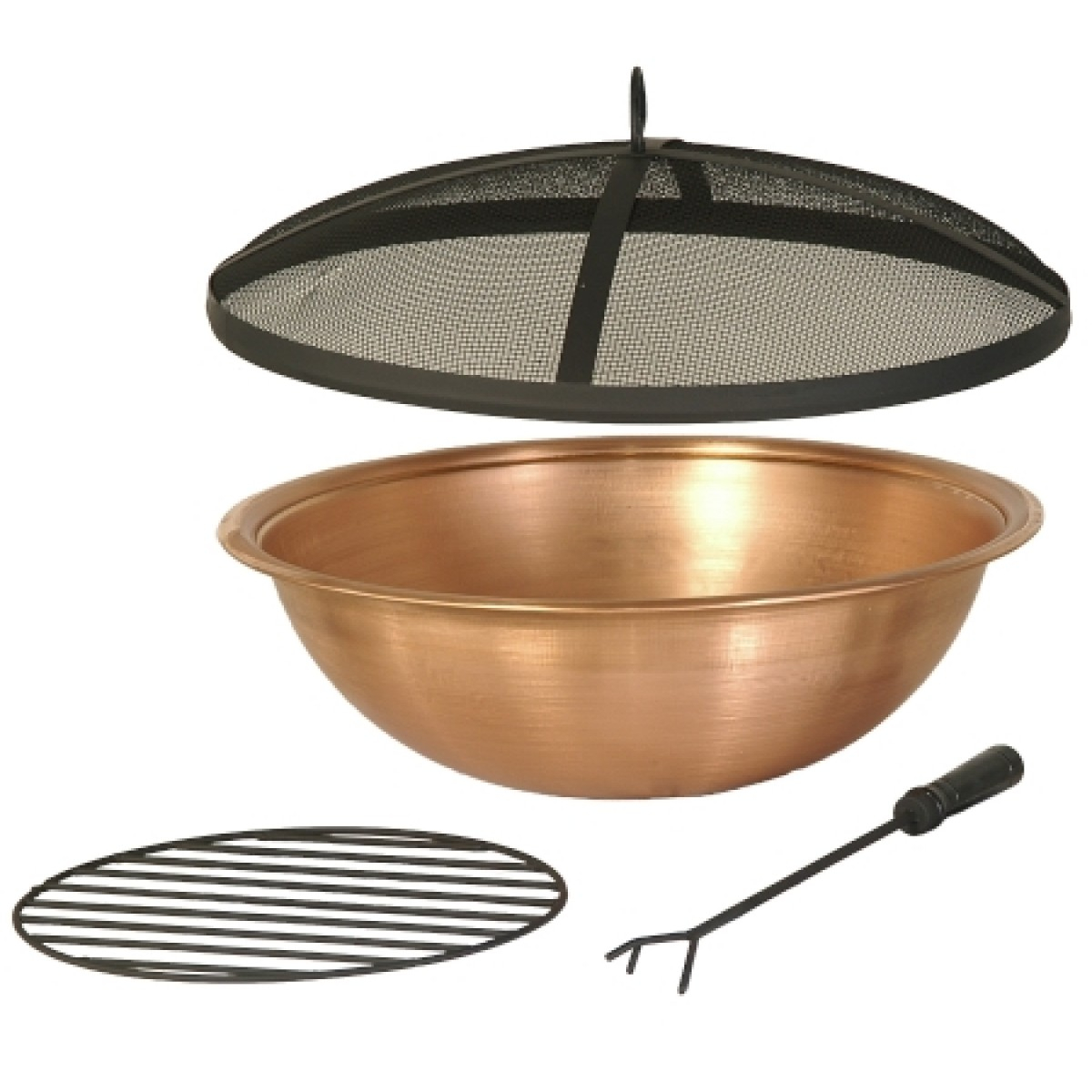 Hanamint Fire Pit Bowl Accessories Fire Heat Sunnyland Outdoor throughout proportions 1200 X 1200