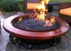 Handmade Outdoor Gas Fire Pit Sawduststeel Custommade for sizing 1920 X 1148