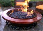 Handmade Outdoor Gas Fire Pit Sawduststeel Custommade regarding measurements 1920 X 1148