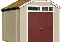 Handy Home Products Majestic 8 Ft X 12 Ft Wood Storage Shed 18631 with sizing 1000 X 1000