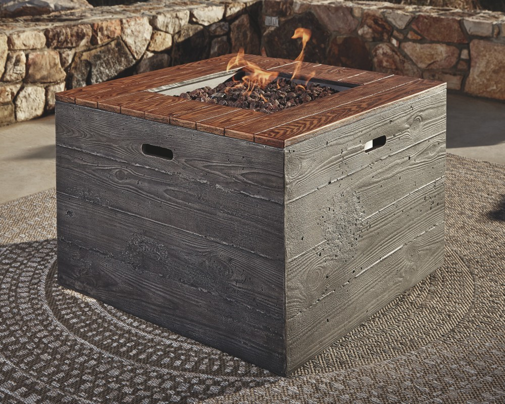 Hatchlands Multi Square Fire Pit Table P015 772 Fire Pits within sizing 1000 X 800