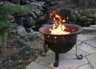 Heavy Duty Cast Iron Fire Pit With Cover 29 Catalina Creations with dimensions 1500 X 1000