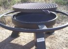 Heavy Duty Fire Pit From Txgates Our Next Big Patio Purchase Maybe for measurements 1292 X 1292