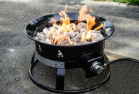 Heininger Holdings Llc Heininger Portable Propane Outdoor Fire Pit regarding proportions 2000 X 1325