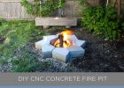 Homemade Modern Ep102 Cnc Concrete Fire Pit within sizing 4642 X 3596