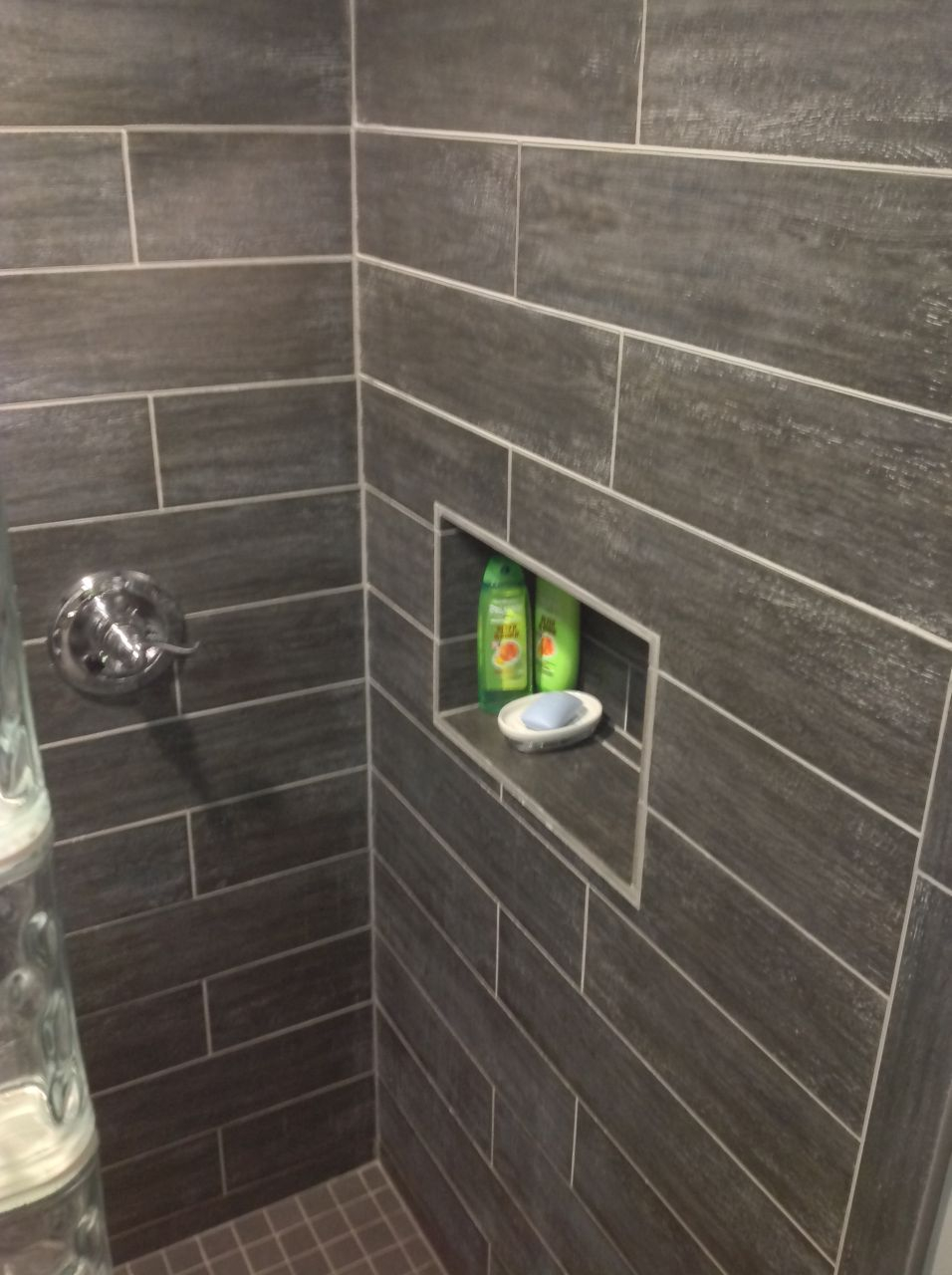 I Hate Grout Joints In The Shower Winning The Battle Vs Grout in measurements 956 X 1280