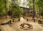 Image Result For Forest Landscape Design With Firepit Backyard with regard to dimensions 1140 X 760