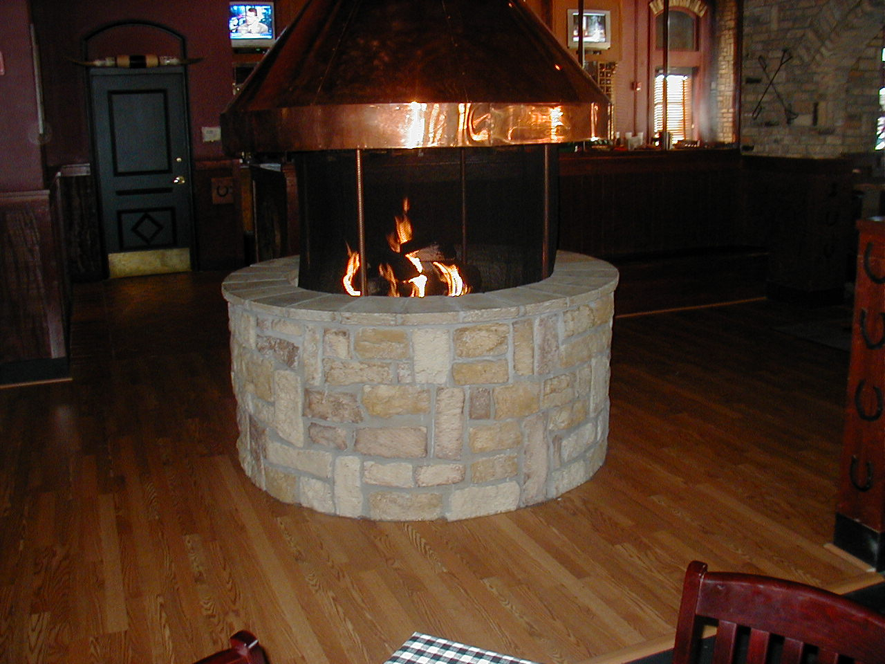 Indoor Fire Pit Design And Ideas intended for size 1280 X 960