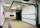 Industrial Doors Roller Shutters And Sectional Overheads Clark Door in sizing 1623 X 1213