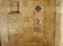 Is Travertine Good For Bathrooms And Showers Sefa Stone in measurements 768 X 1024