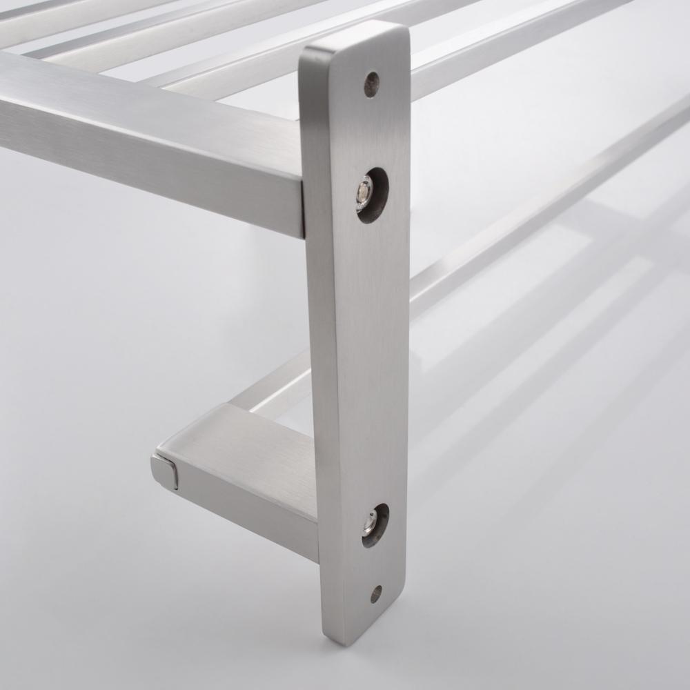 Kes Sus304 Stainless Steel 22 Hotel Towel Rack Bathroom Shelf within proportions 1000 X 1000