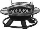 King Ranch Fire Pit With Grilling Grate Srfp96 Big Horn Outdoors throughout sizing 1000 X 824