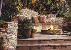 Kittredge Gas Burning Fire Pit Eldorado Stone for measurements 1280 X 853