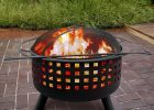 Landmann City Lights Memphis Wood Burning Fire Pit Reviews Wayfair throughout proportions 1500 X 1390