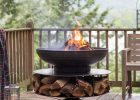 Layered Logs Fire Pit Grill So Thats Cool intended for sizing 1200 X 1200