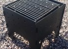 Made O Metal Interlocking Fold Away Brazier Fire Pit Garden Firepit intended for sizing 1574 X 1600