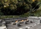 Magical Outdoor Fire Pit Seating Ideas Area Designs pertaining to proportions 1200 X 900