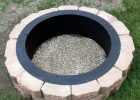 Make Your Own Steel Fire Pit Rim In Ground Liner Build Your Own in proportions 1000 X 1000