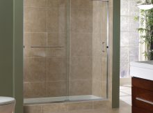 Marina Collection 38 Frameless Sliding Shower Doors Foremost Bath within dimensions 2000 X 2000