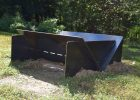 Mark Metals Custom Steel Fire Pit Mark Metals in size 2000 X 1299