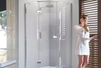 Matki New Illusion Quintesse Shower Enclosure With Integrated Tray with size 1200 X 1200