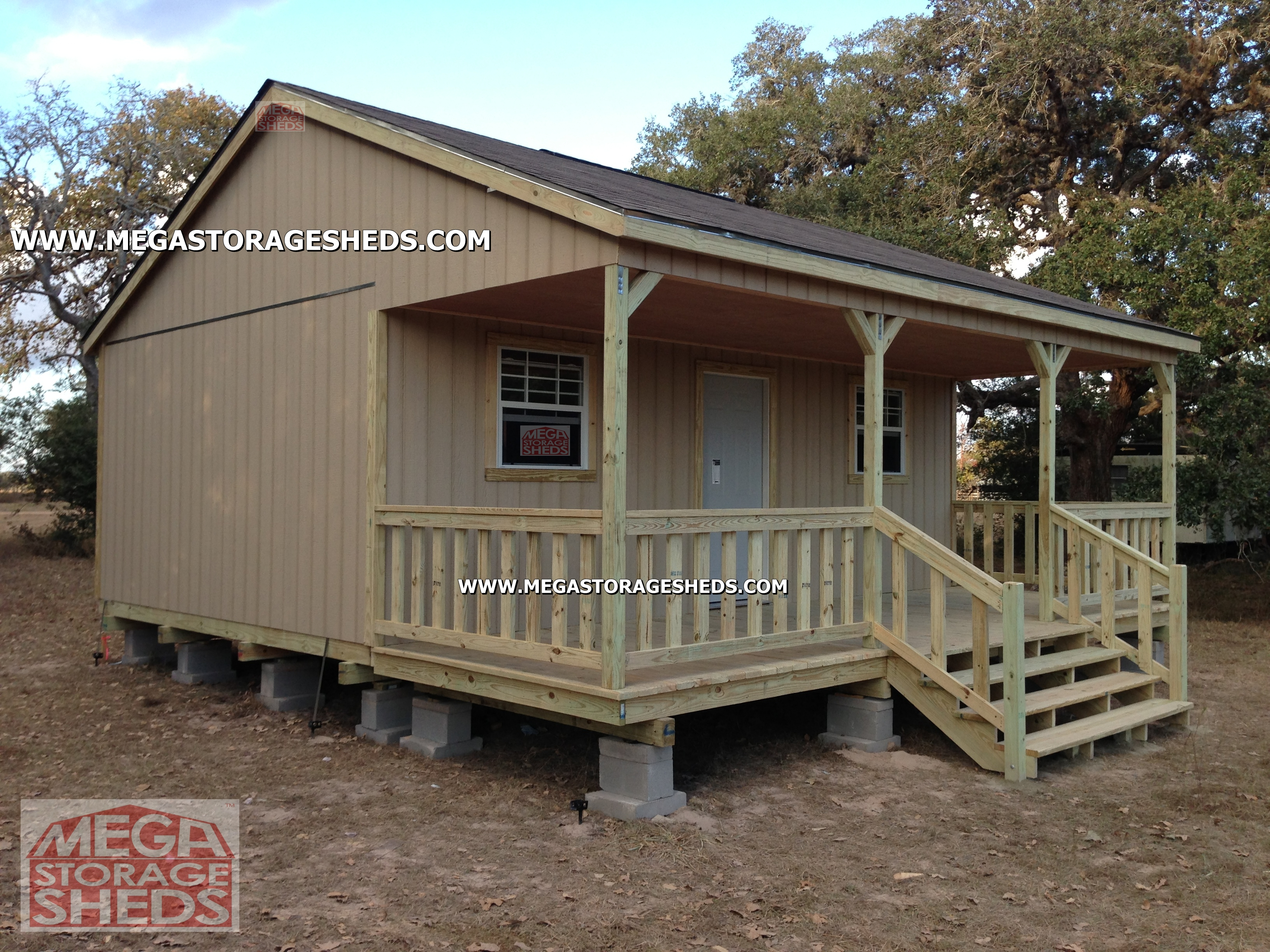 Mega Storage Sheds Ranch Cabins with regard to size 3264 X 2448