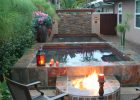 Minus The Pool And Make Fire Pit Rectangular Backyard Upgrade in sizing 3456 X 2304