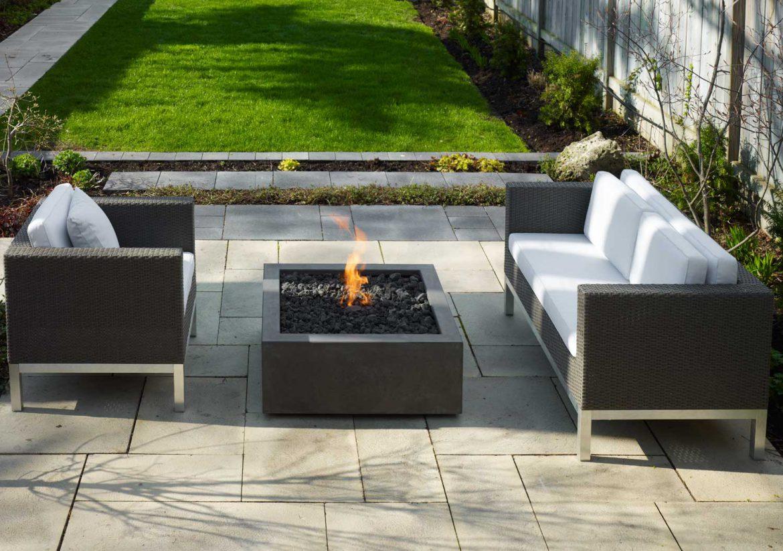 Modern Fire Pit Bento 32 Concrete Usa Canada Uk Europe Paloform throughout dimensions 1170 X 823