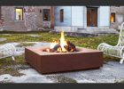 Modern Fire Pit inside measurements 900 X 900