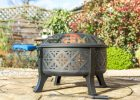Moresque Moroccan 76cm Firepit in proportions 1130 X 733