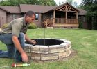 Natural Concrete Products 44 Wood Burning Fire Pit Kit intended for proportions 1280 X 720