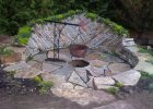 Natural Rock Fire Pit Fireplace Design Ideas inside sizing 1024 X 768