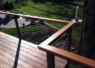 New Wood Top Rail Option For Alumarail Systems Deck Ideas regarding measurements 2592 X 1936