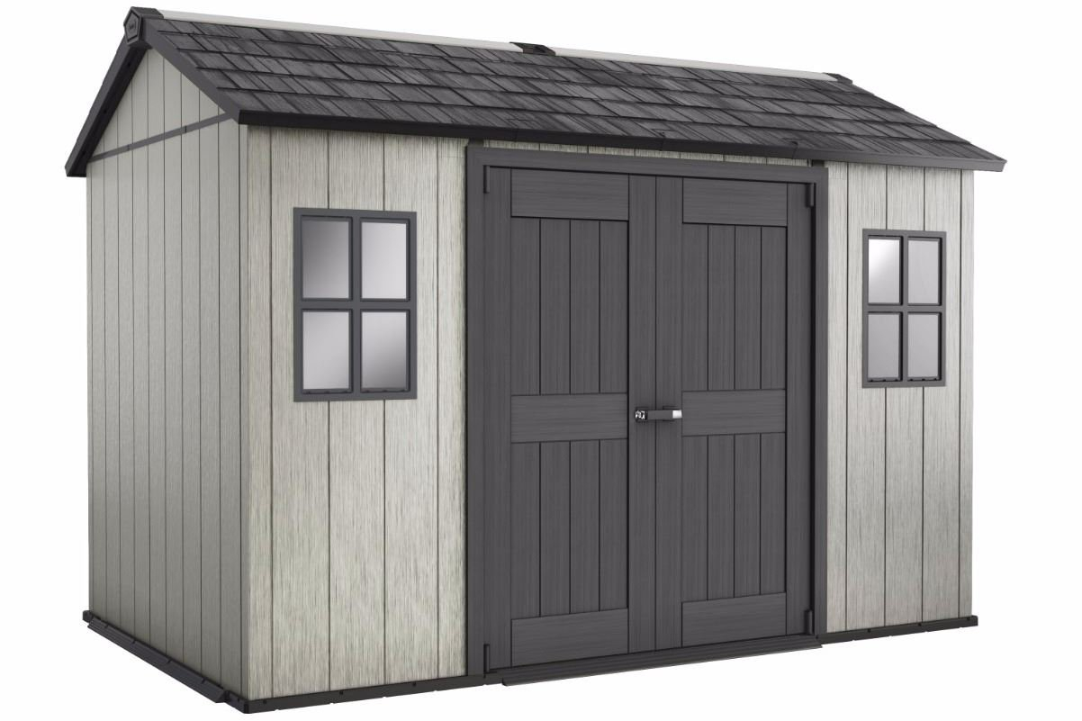 Oakland 1175sd Storage Shed Keter throughout measurements 1202 X 801