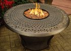 Oakland Living Corporation Carolton Premium 48 Inch Round Gas intended for dimensions 3000 X 3000