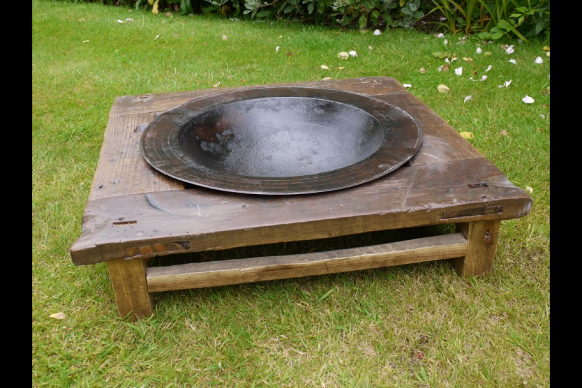 Old Chinese Fire Pit regarding size 1152 X 768